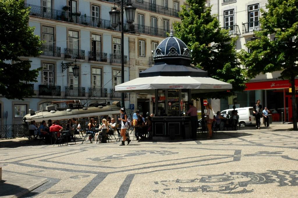 Quiosque Praça Luís de Camões