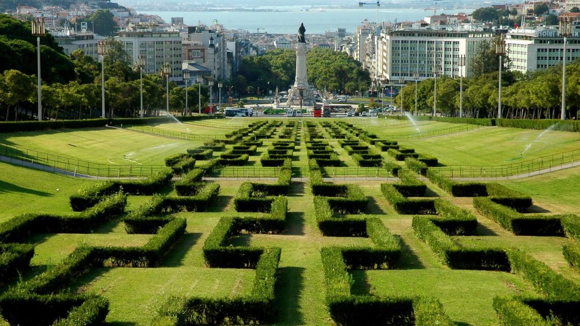 Vista Parque Eduardo VII