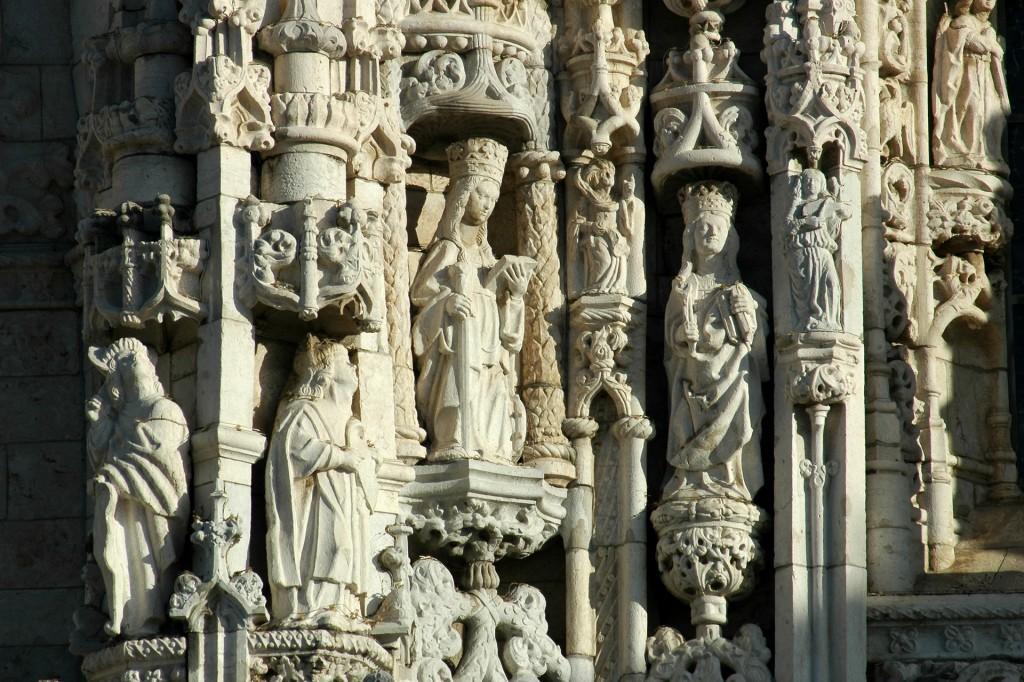 Fachada Mosteiro dos Jerónimos