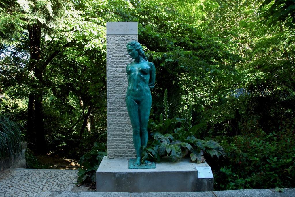 Entrada Museu Anjos Teixeira