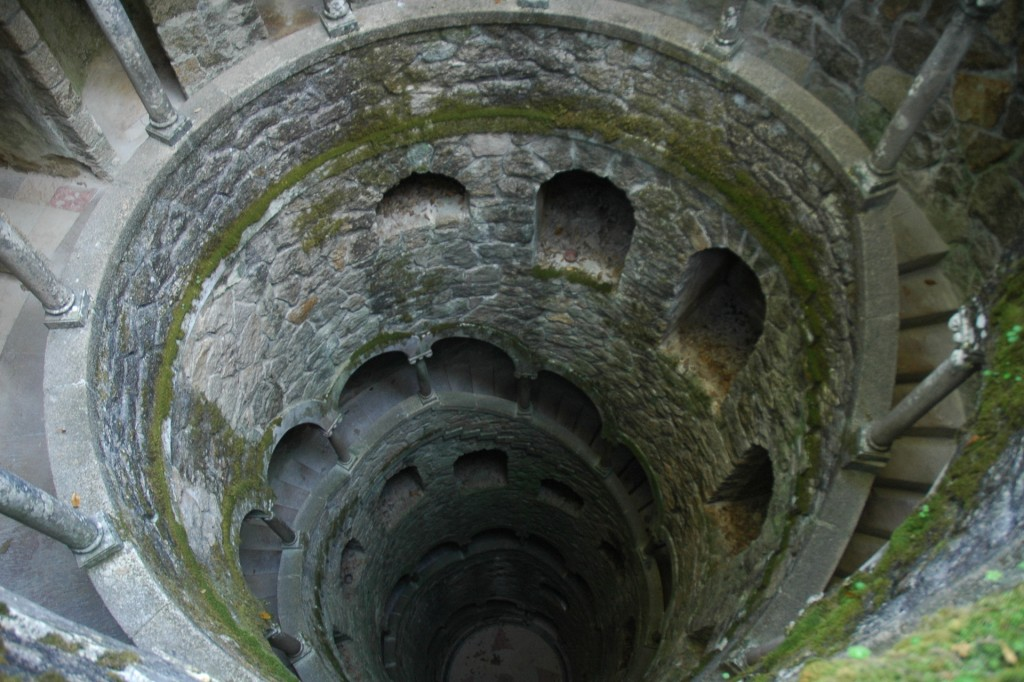 Poço Quinta da Regaleira