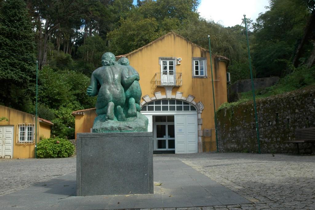 Fachada Museu Anjos Teixeira