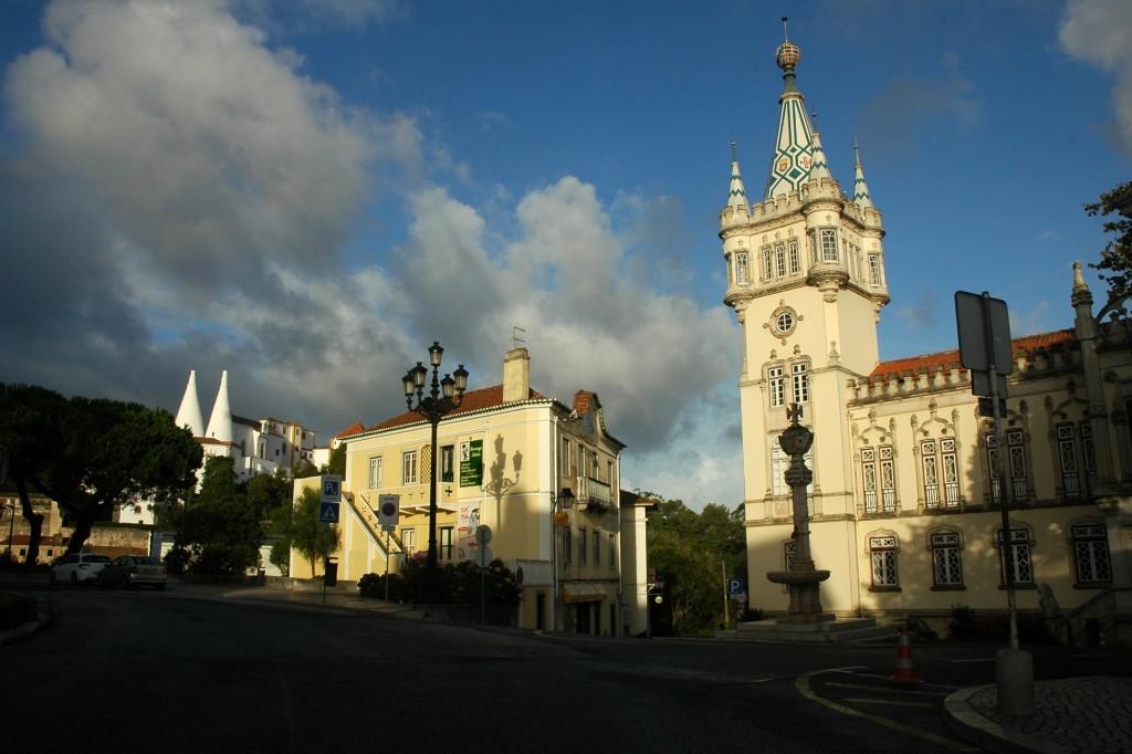 Edifício Câmara Municipal de Sintra
