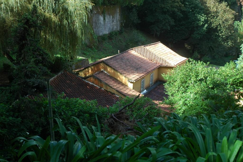 Vista da Volta do Duche para Museu Anjos Teixeira