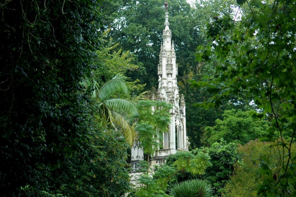 Jardins Quinta da Regaleira