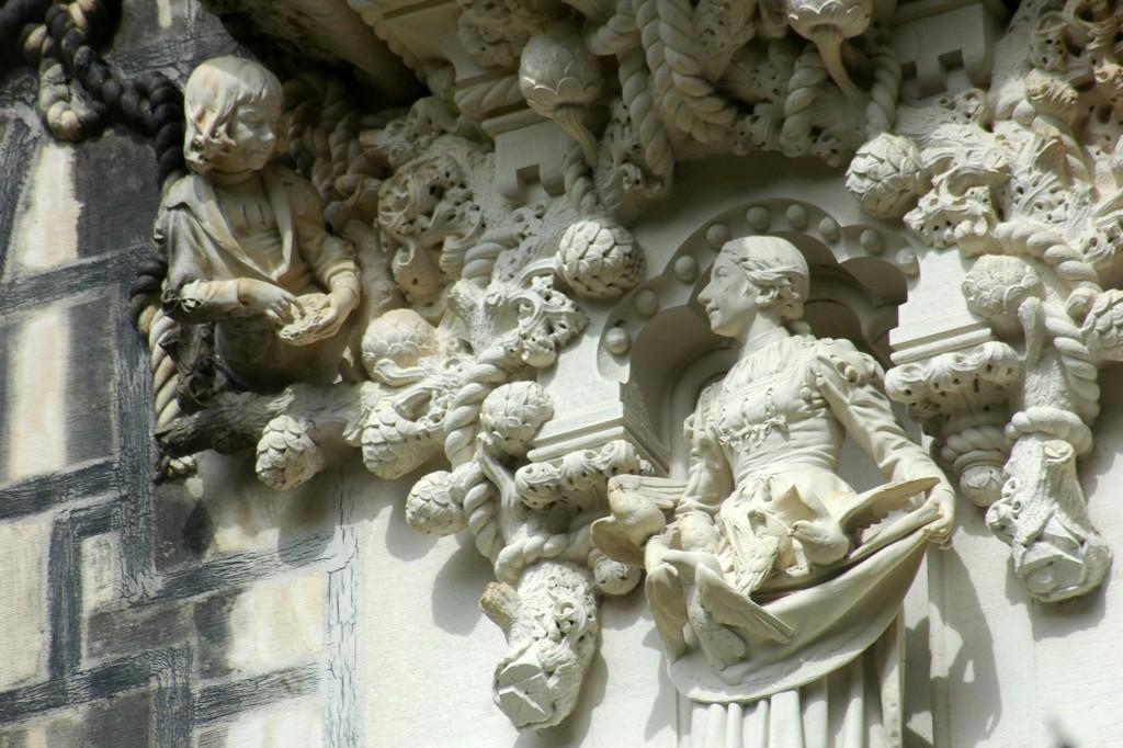 Esculturas Palácio da Regaleira