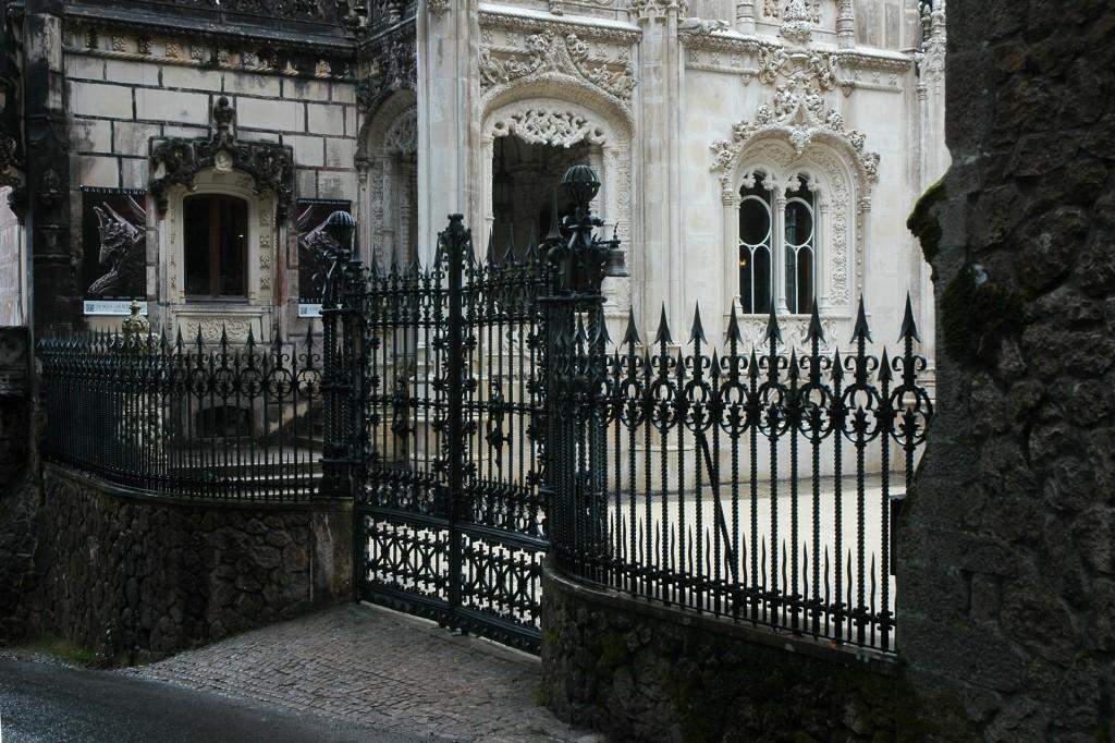 Portão Quinta da Regaleira