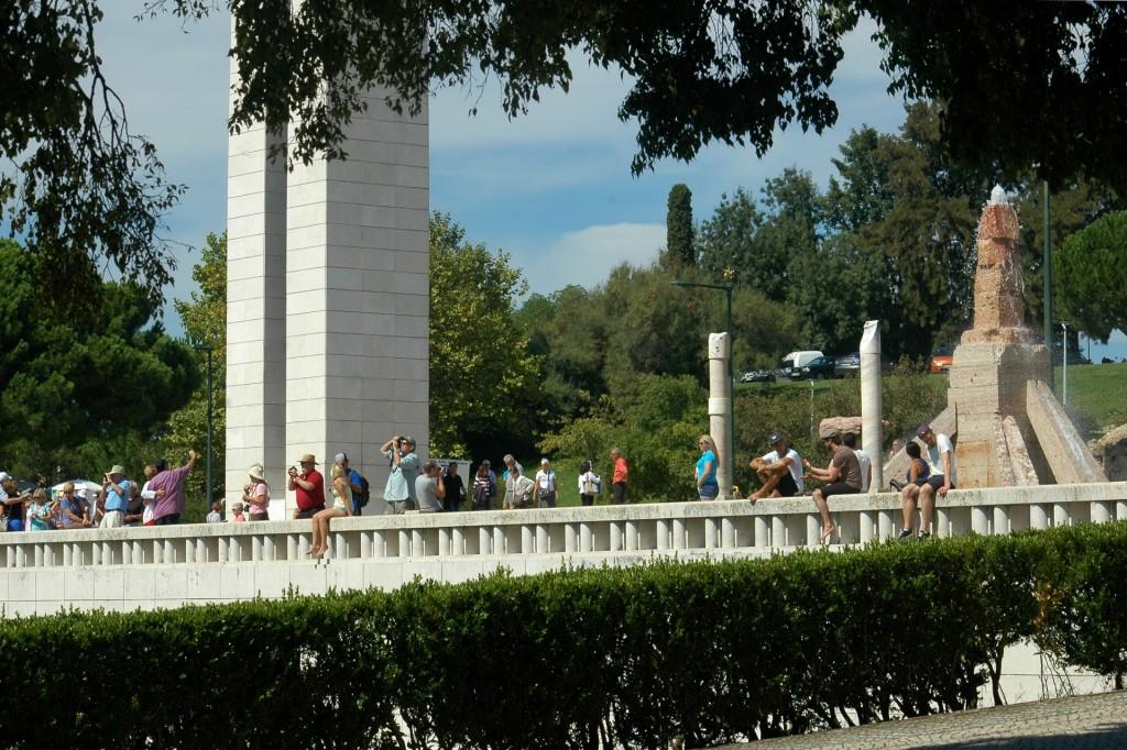 Miradouro Parque Eduardo VII