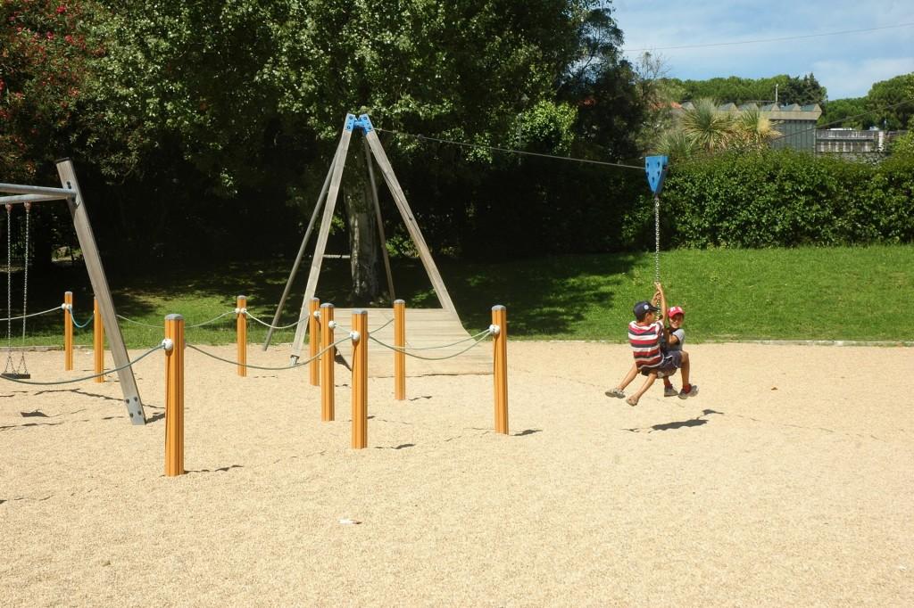 Parque Infantil do Parque Eduardo VII