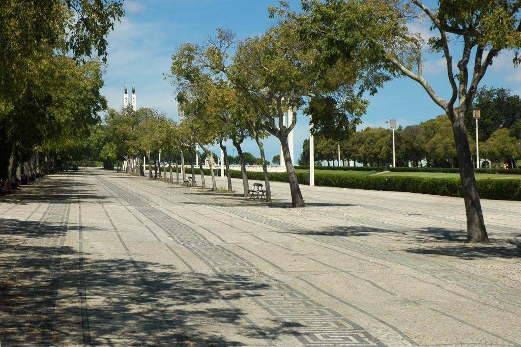 Calçada Parque Eduardo VII