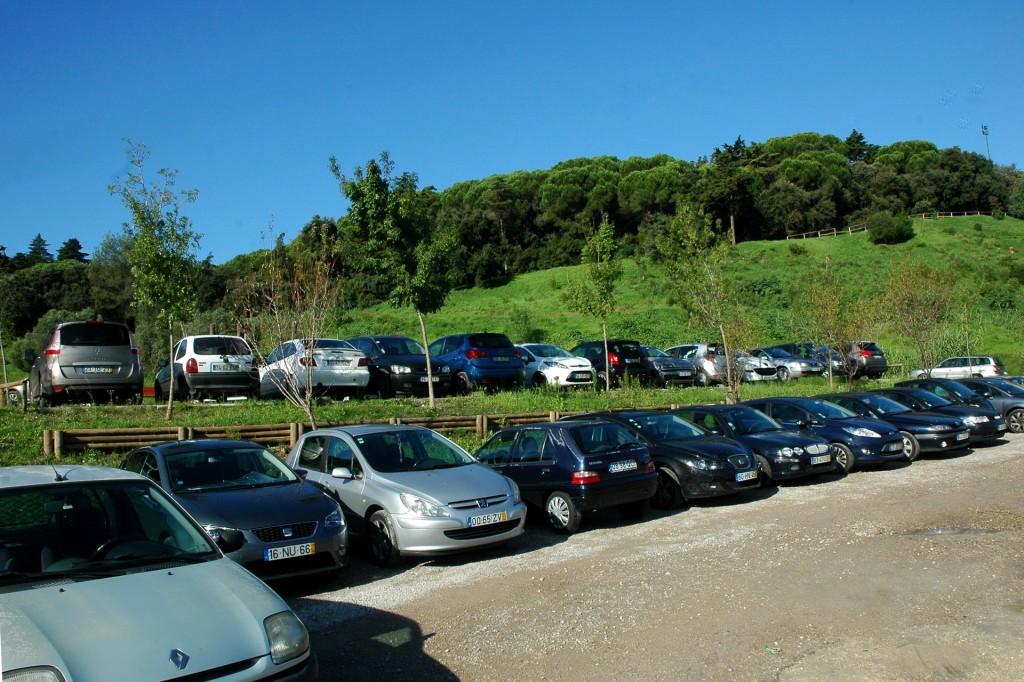 Parque de estacionamento acesso este de Campolide