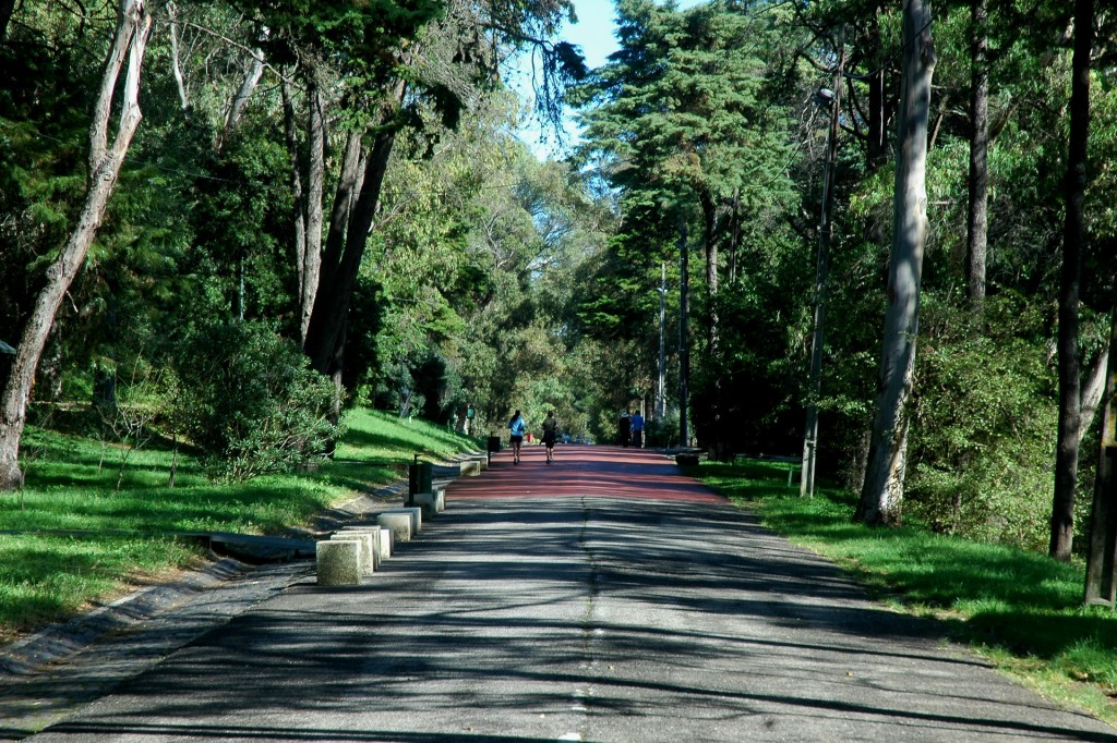 Avenida do Keil Amaral