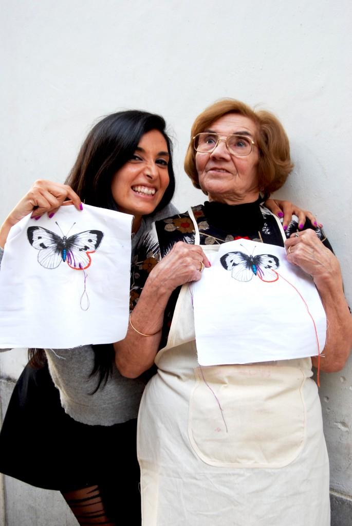 Chandi e Fernanda