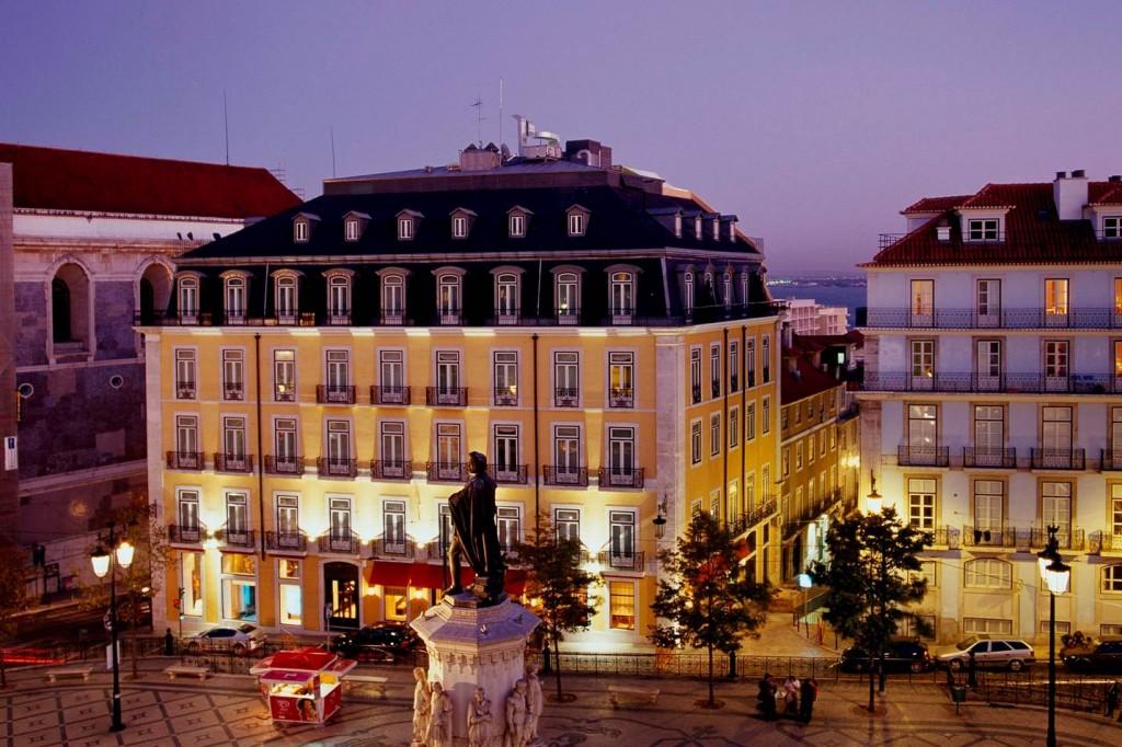 Bairro Alto Hotel.